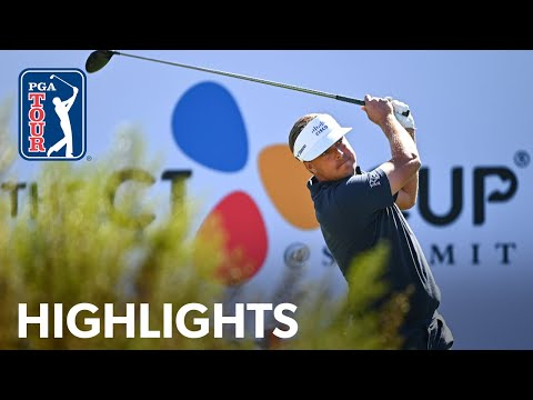 Highlights | Round 2 | THE CJ CUP | 2021