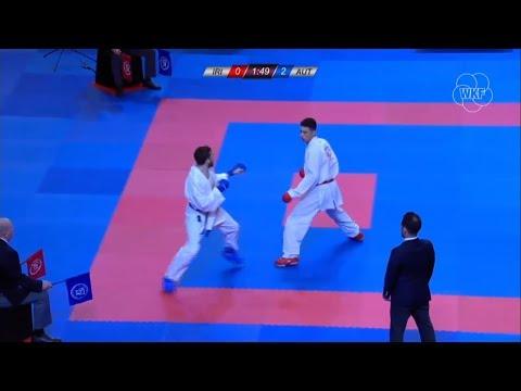 Trận đấu Kumite Quá Hay 2019 - Karate WKF