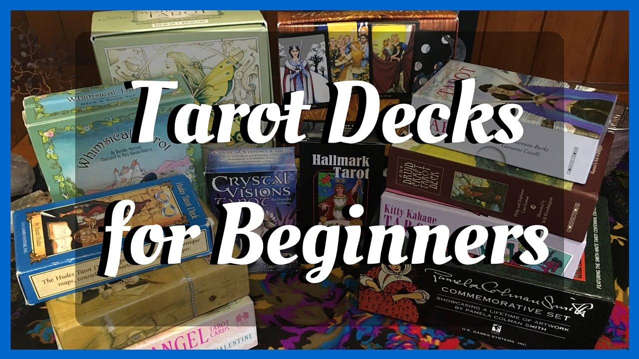 Tarot Deck Recommendations for Beginners