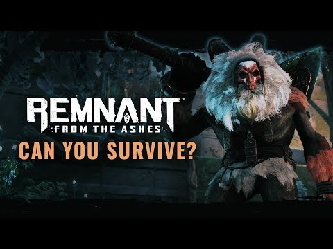 Remnant: From the Ashes (PC PS4 XO)
