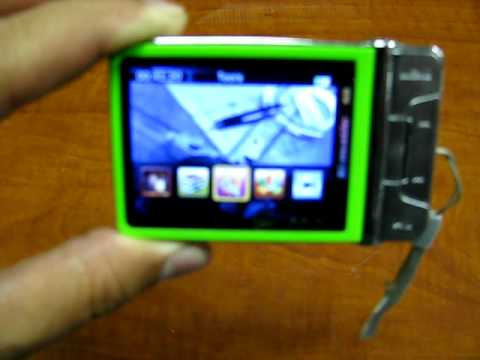 EMATIC EM504CAM 4GB Video MP3 Player With 2.4 LCD & 5MP Camera,  E5 Playing Music