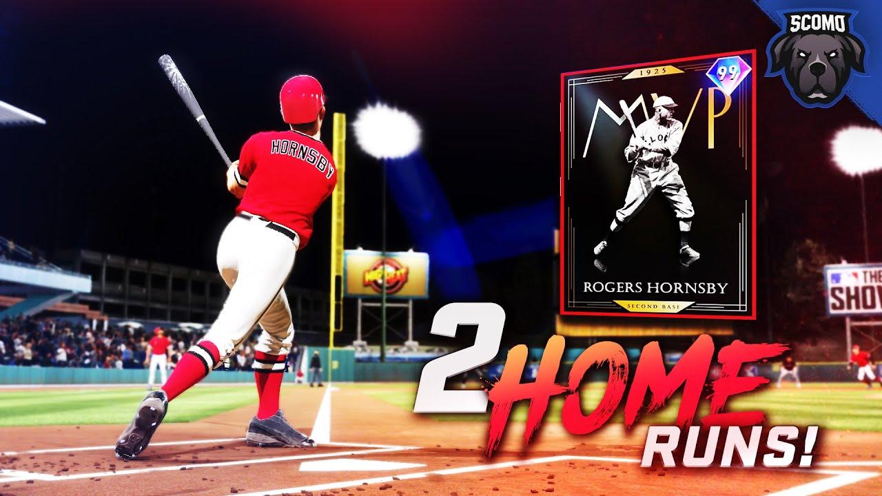 INSANE BEACH BALL DEBUT! RYAN & ROGERS DOMINATE [MLB The Show 20]