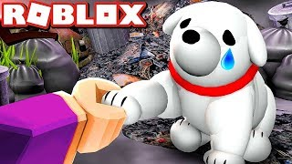 THE TRAURIGE STORY ABOUT THE EXPERIENCE DOG IN ROBLOX!