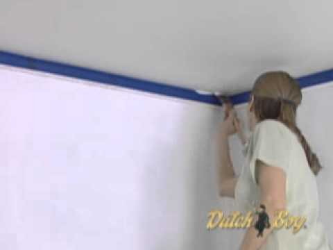 How To Paint Ceilings Dutch Boy
