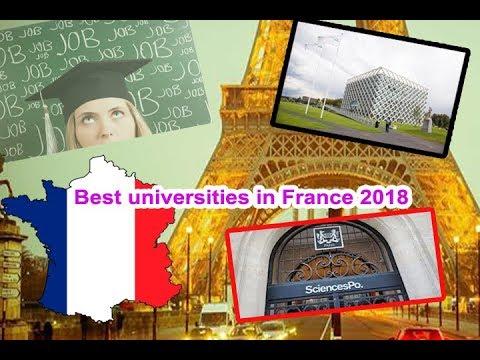 channel  Education l Best universities in France 2018