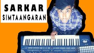 Simtaangaran Sarkar Keyboard Drum Cover | AR Rahman | Ragul Ravi
