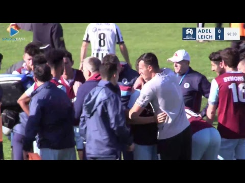 PS4 NPL 2017 Elmination Final - Adelaide City v APIA Leichhardt Tigers