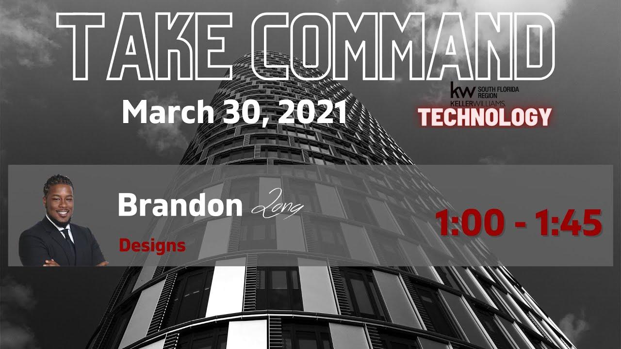 Take Command: Designs