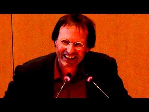 Arno Luik über die 121 Risiken bei Stuttgart 21 - Teil 1 des Vortrags - 20.04.2011
