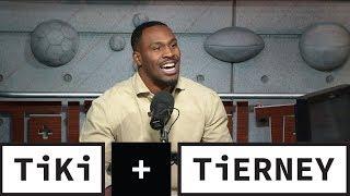 Stephen Jackson talks Antonio Brown | Tiki + Tierney