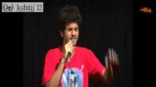 Emperor & Empress of Raga | Bollywood Songs Competition at Kshitij 2012 - The Mithibai College Fest