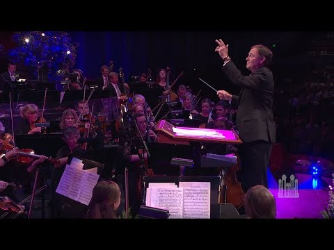 Governor Herbert of Utah Makes History Conducting the Mormon Tabernacle Choir