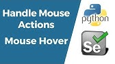 How to Detect mouse entering and exiting event : Python GUI