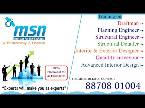 Quantity Surveyor Course- reviewed by our student Tamilvanan
