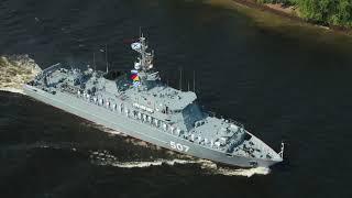 День ВМФ 2019 в Санкт-Петербурге