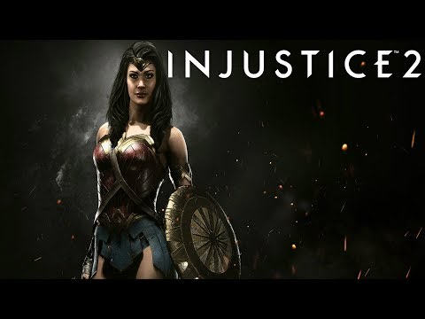 """Injustice 2 Wonder Woman """"To End All Wars"""" Event"""