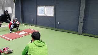 독립리그 야구선수 포수훈련