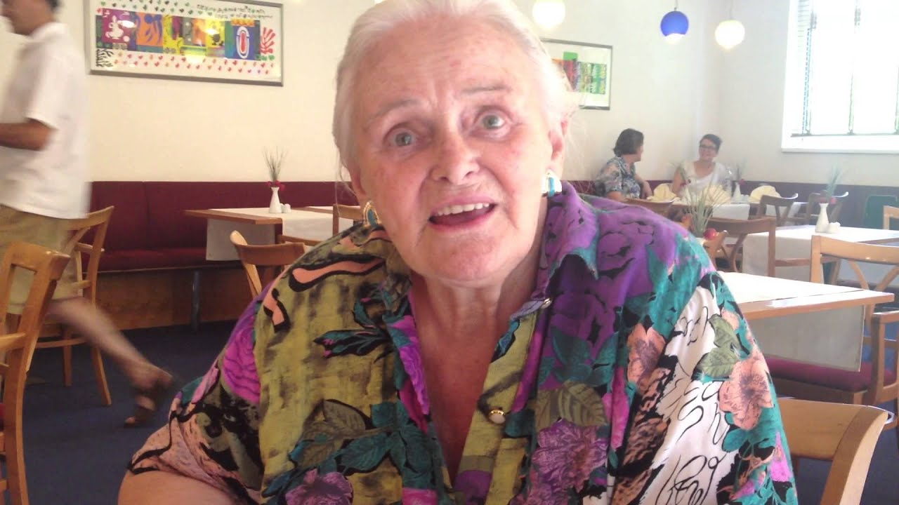 Liebe ist das meist missbrauchte Wort - Eine sehr interessante Erläuterung einer älteren Dame