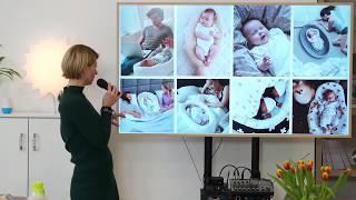 Какие товары нужны для безопасного сна новорожденного?