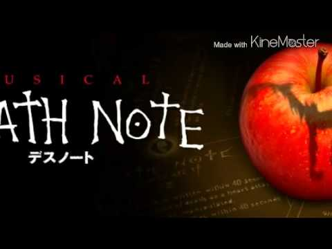 Death Note Musical NY Demo [Rem] When Love Comes