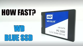 Should You Upgrade To An SSD? - WD BLUE SSD
