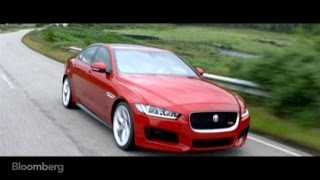 Jaguar Takes Aim at BMW in Battle for the iPad Generation