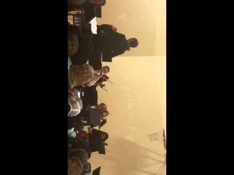 Los Arboles Middle School Orchestra Presents: Geometric Dances