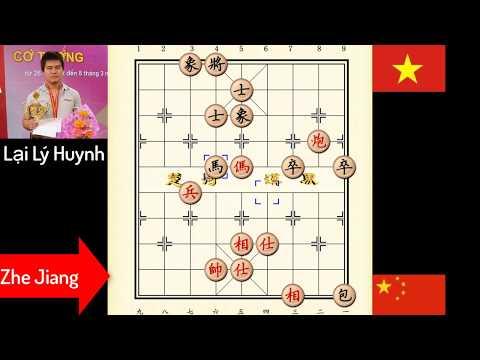 Cao thủ Việt Nam DÁM CHẤP PHÁO TRỐNG đánh bại kỳ thủ Trung Quốc | Cờ tướng đỉnh cao