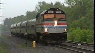 Amtrak in Upstate NY 1999 - Part 2