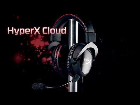 hyperx cloud silver pc console pro gaming headset ln83240 hx hscl sr na scan uk. Black Bedroom Furniture Sets. Home Design Ideas