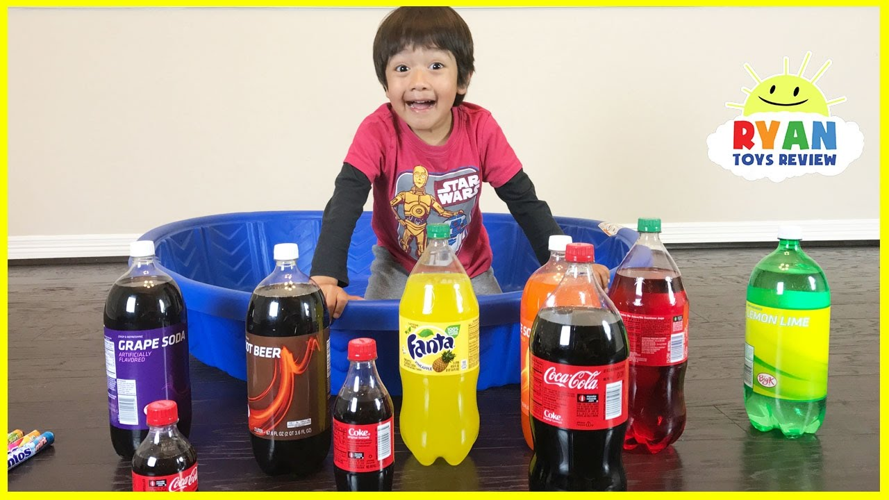 Colors for toddlers and babies - Learn Colors With Coca Cola And Fanta For Children Toddlers And Babies Kids Learn Colours Video