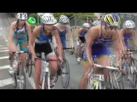 Championnats de France Jeunes de Triathlon. Par Cormaris Triathlon.