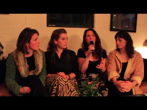 Interview with multilingual folk and soul band Ley Line