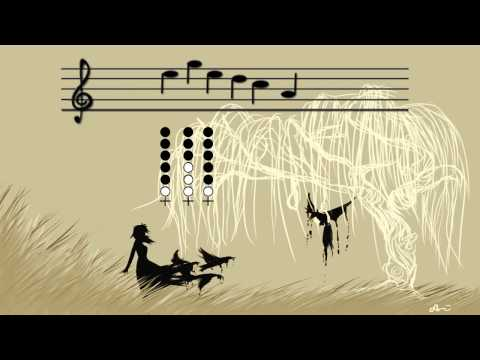 Tin whistle - The hanging tree