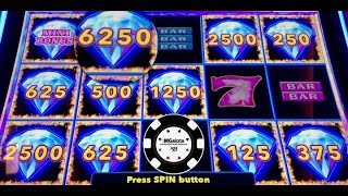 (2) HANDPAYS ON LIBERTY LINK & HIGH LIMIT WILD FURY FOR SHERRIE NEIL! SLOT MACHINES