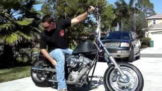 Video 2007 Harley Bobber Old School Chopper download MP3, 3GP, MP4, WEBM, AVI, FLV November 2018