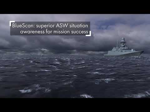 Bluescan, the scalable solution for collaborative Anti-Submarine Warfare - Thales