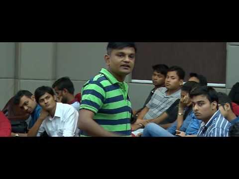 Interaction with Gunjan Shah, Head of Sales and Bread Business, Britannia at IIM Kozhikode - Part 4