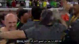 مباشر مباراة العراق ضد السعودية live