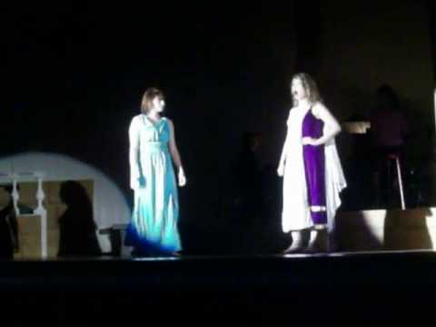 2013 Mattoon High School spring musical: Xanadu
