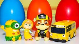 Щенячий патруль все серии подряд на русском Развивающие мультики про игрушки Щенячий патруль
