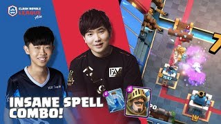 NOTHING COULD STOP THE PRINCE! | LAMPO vs KENTSUMESHI | CRL Asia