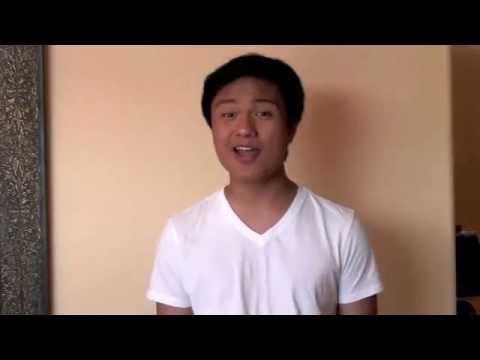 Ten Minutes Ago (from Cinderella) - Adam Catangui Video