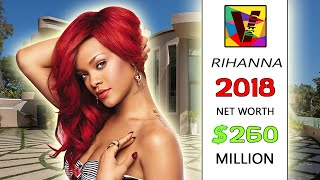 10 Expensive Things Owned By Millionaire Music Star Rihanna