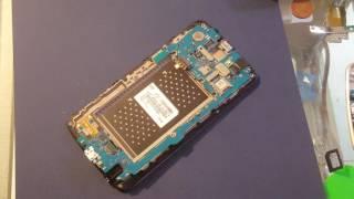 LG K10  LG-K428  como Reemplazar pantalla