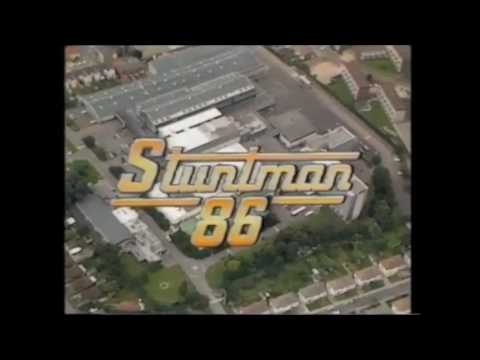 Stuntman 86: The Triton Showers Trophy