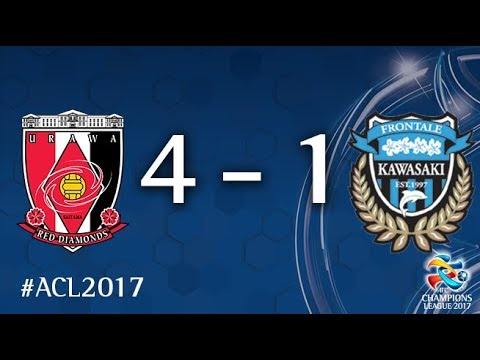 Urawa Red Diamonds 4-1 Kawasaki Frontale