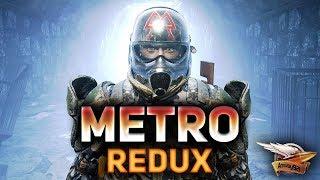 Ждём Metro Exodus - Прохождение Metro Last Light Redux - Часть 3
