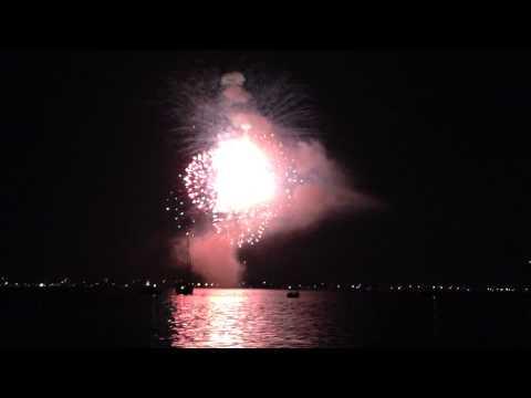 2015 Raritan Fireworks Show