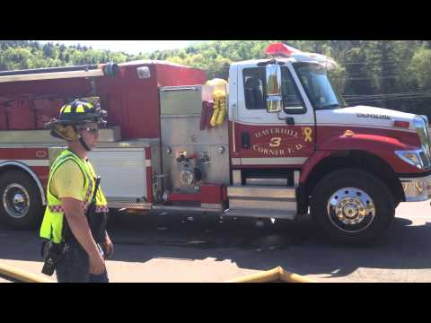 Part 11 - Rural Water Supply Drill - Wentworth, New Hampshire - May 2015